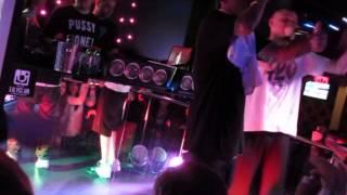 Выступление Guf а в ночном клубе Lily г Ставрополь 20 02 2015 часть 4