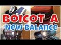 Boicot a New Balance, Bulos por Facebook y Samsung Galaxy Note 7
