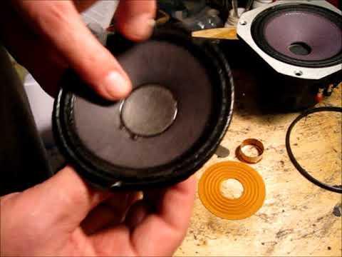 Image Result For Diy Loudspeaker Repaira
