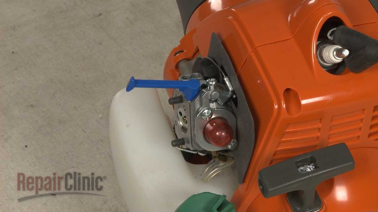 husqvarna string trimmer carburetor replacement 545081848 [ 1280 x 720 Pixel ]