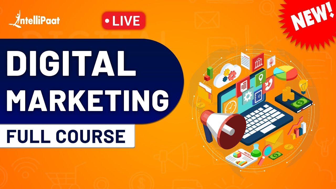 Digital Marketing Full Course For Beginners | Digital Marketing Complete Course
