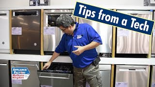 Tips from a Tech: Dishwashers Express wash vs Regular wash
