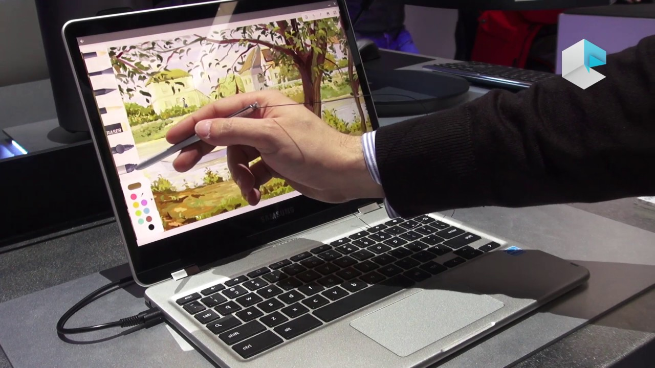 Samsung Chromebook Plus OP1 Rockchip RK3399-C e Samsung Chromebook Pro  Intel Core M3 (ITA)