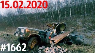 Фото Новая подборка ДТП и аварий от канала «Дорожные войны» за 15.02.2020. Видео № 1662.