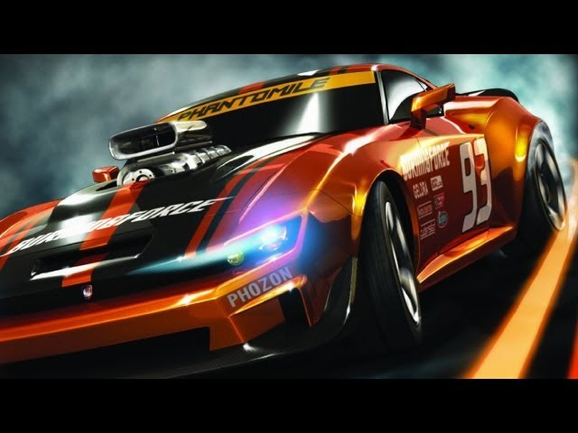 CGRundertow RIDGE RACER 3D for Nintendo 3DS Video Game Review
