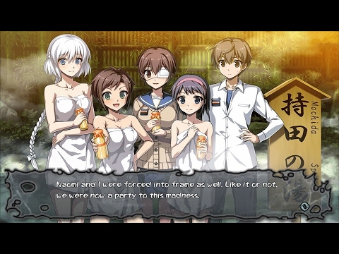 Corpse Party Blood Drive Ios Android Gameplay Video Youtube