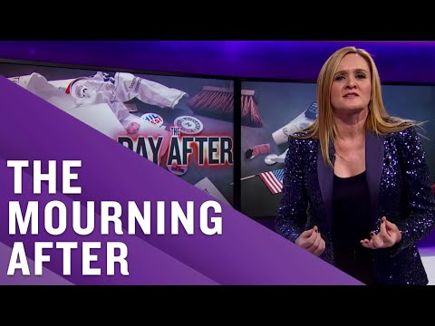 The Morning After (The 2016 Election)   Full Frontal with Samantha Bee   TBS