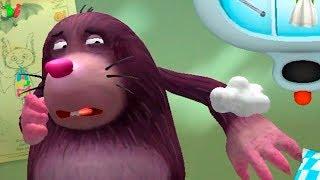 ДОКТОР ✿ Для Животных Учимся ❤ Любить ❤ И Заботится О Животных Мультик Игра для детей