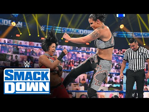 Nia Jax & Shayna Baszler vs. Bayley & Sasha Banks: SmackDown, September 4, 2020