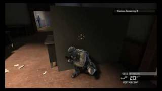 Splinter Cell Conviction Deniable Ops Portland, ME (Part 1 of 5)