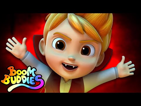 It's Halloween Night | Scary Videos For Kids | Spooky Nursery Rhymes