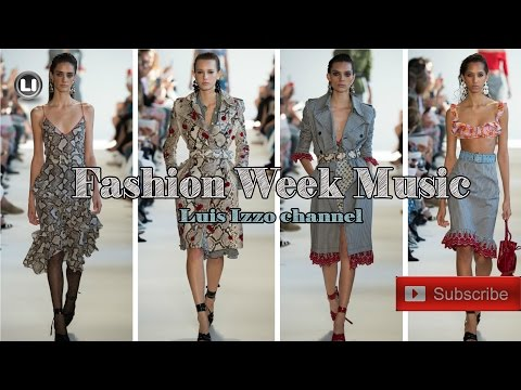 FASHION WEEK MUSIC-Session [APRIL 2017] by Luis Izzo 🎧💃
