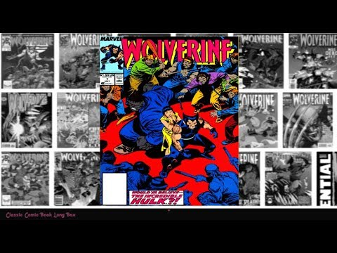 "Wolverine: vol 2 #07, ""Mr Fixit Comes To Town"", (Un-Timed)"