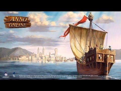 ANNO Online обзор игры