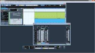 Cubase 5 (Side Chain,Сайд чейн) на Русском языке!!!