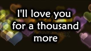 A Thousand Years- Christina Perri HD