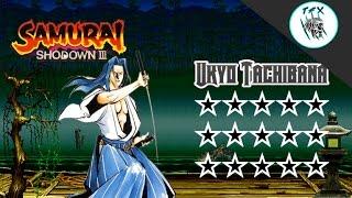 Samurai Shodown III /  Ukyo [Arcade Playthrough]