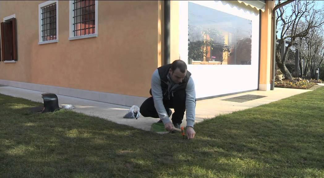 05 Draht Installation - YouTube