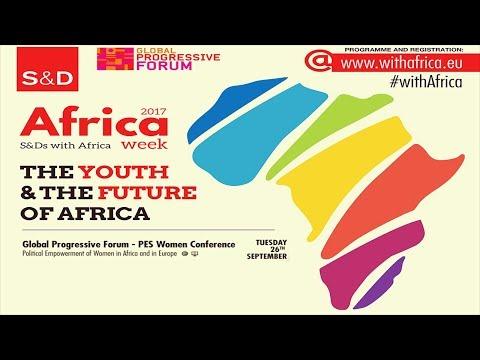 Global Progressive Forum - PES Women Conference - FR