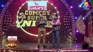 Comedy Super Nite With Jayasurya   June1 Full Episode #27