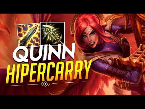 UN HIPERCARRY CON MUCHÍSIMO BURST! ¿PODRÍA SER VIABLE? • Only Quinn EP 4