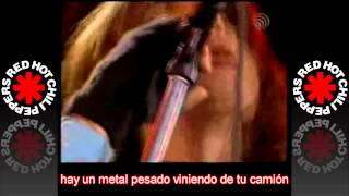 Desecration Smile (live) - Red Hot Chili Peppers (subtitulos español)