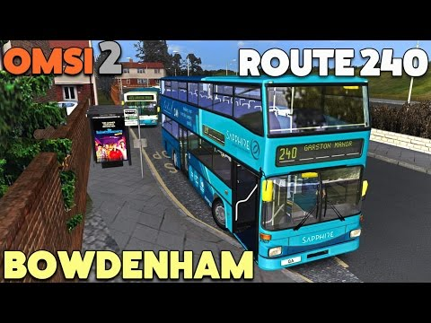 OMSI 2 Let's Play #29 | MAN D92 | Bowdenham: Route 240