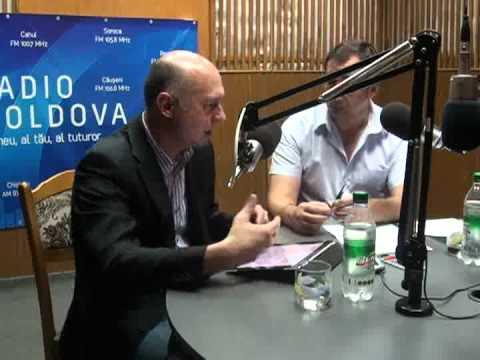"Radio Moldova. ""Viața Publică"". Invitat - Pavel Filip"