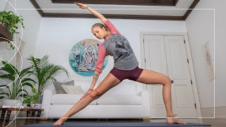 20 Min Wake Up Yoga | Best Morning Yoga Full Body Stretch ➤ Day 14
