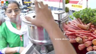 GAJAR JUICE MAKER IN INDIAN STREETS | Carrot Juice | HEALTHIEST STREET FOODS IN INDIA street food #Gajar Juice watch more videos on ...