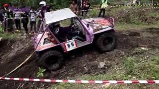 Dewi Sakti Offroad Team - Djarum Super Offroad Seri II , Yogyakarta [ SS 1 ]