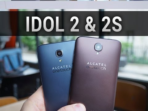 Alcatel One Touch Idol 2 et 2S, prise en main - par Test-Mobile.fr