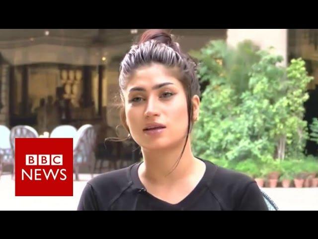 Pakistan's social media celebrity - BBC News