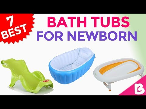 7 Safe Bath Tubs For Newborn In India With Price | Best Summer For Infant