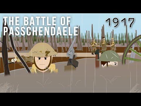 The Battle of Passchendaele 1917