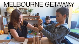This is not a TRAVEL VLOG | MELBOURNE GETAWAY
