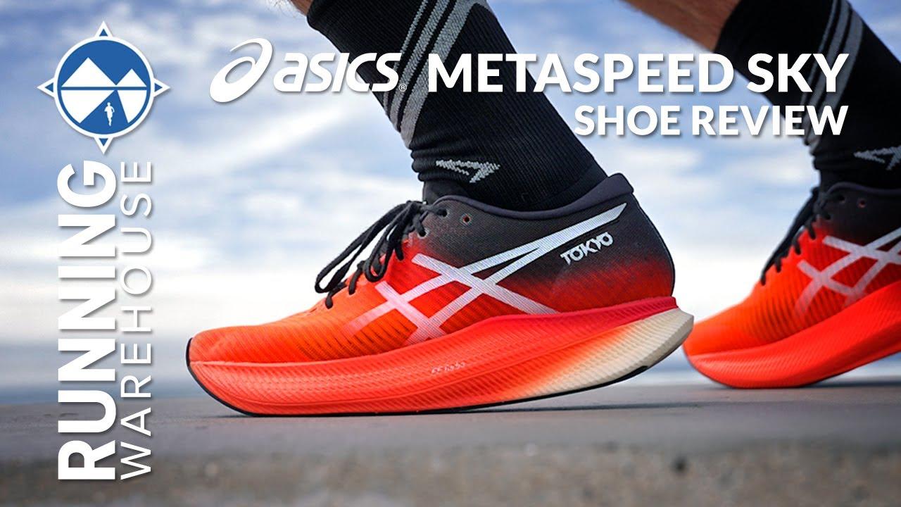 ASICS MetaSpeed Sky Full Review   Has ASICS Reached Super Shoe Status??