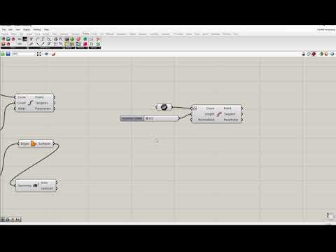 Grasshopper in Rhino3d v6 - Multi-Threaded Components - YouTube