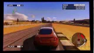 Forza Motorsport 2 Xbox 360 Gameplay & Walkthrough Episode 1
