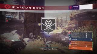 Destiny - ToO - The Stick/The Comeback/The Chase/The Flawless