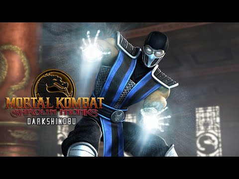 MK: Shaolin Monks - PS2 - The Wastelands, Boss: Sub-Zero's brother - 13