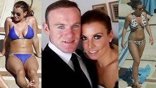 Wayne Rooney's wife Coleen Rooney