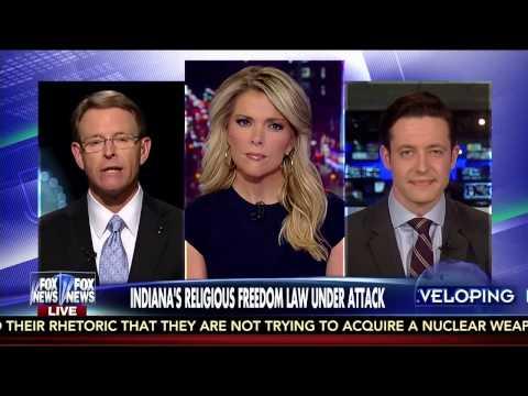 Tony Perkins on FOX: Indiana Religious Freedom Restoration Act