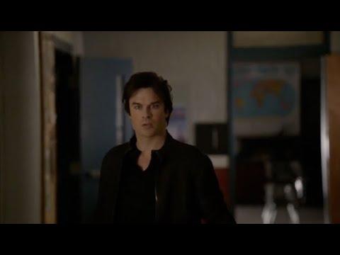 The Vampire Diaries Damon Season 6 Fights And Abilities
