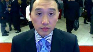 Arthur Yap - Davos Debates 2009