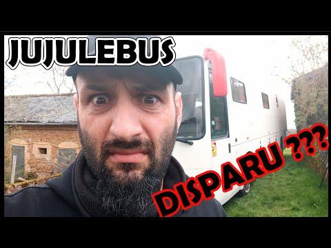 JUJULEBUS A DISPARU ?? Quelques Nouvelles En Direct Du Bus