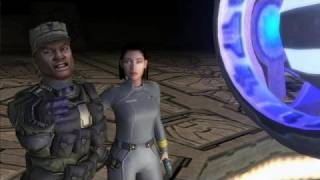 Halo 2 gameplay - last level: The Great Journey Part 2/2  N2