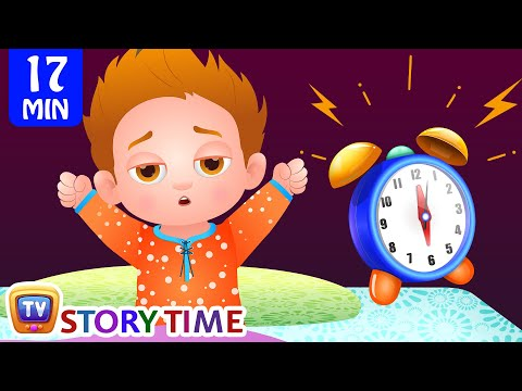 ChaCha's Time Management & Many More Bedtime Stories for Kids in English - ChuChu TV Storytime