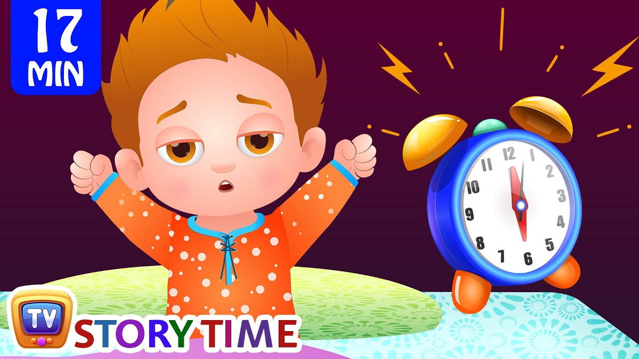 Good Habits Moral Stories & Bedtime Stories for Kids in English Collection 1 - ChuChu TV Storyti