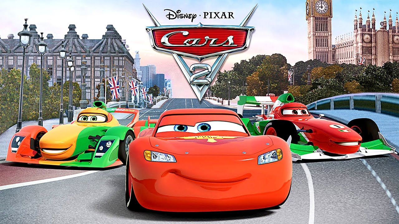 Cars 2 The Video Game Gameplay Cars Toon English Lightning